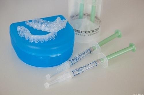 Tẩy trắng răng bằng máng bao nhiêu tiền? Chi phí trọn gói 1 liệu trình 4